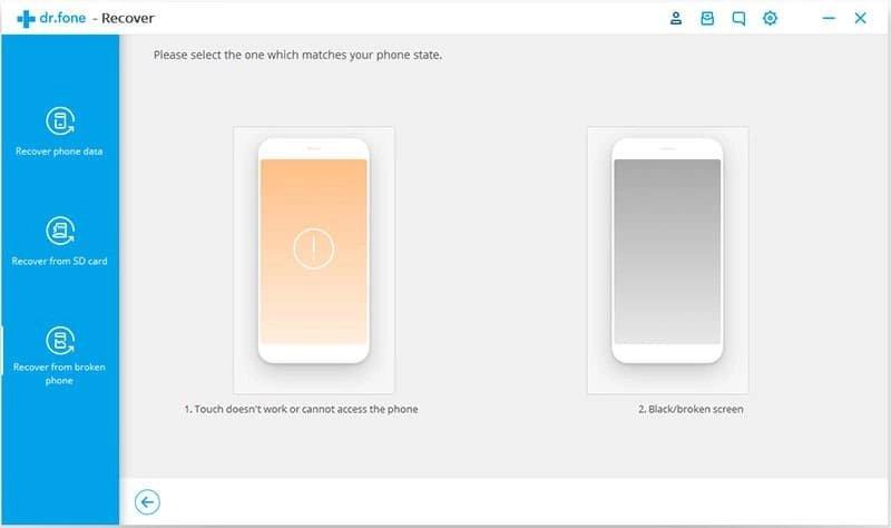 Android Données Récupération Étape 14
