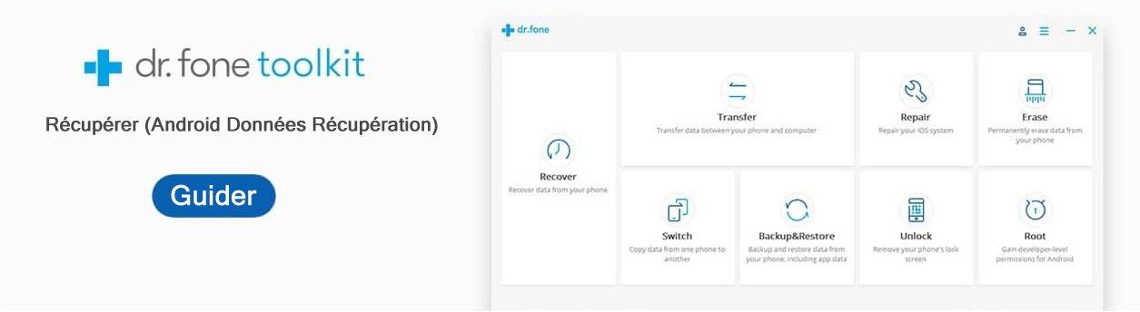 Android Données Récupération Utilisateur Guider